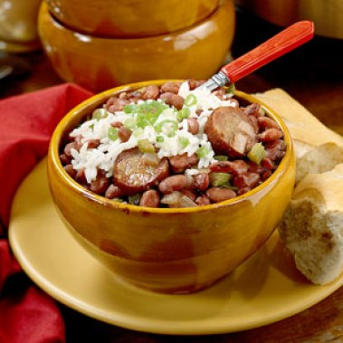 Southern Living's Red Beans & Rice